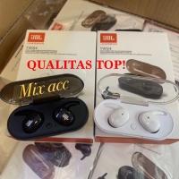 Headset bluetooth JBL TWS 4 Wireless earphone bluetooth Isi 2pcs L R