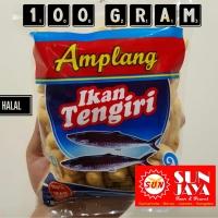 Amplang Ikan Tenggiri 100 Gram