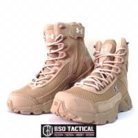"Sepatu underarmour valsetz 7"" tactical military airsofter boots import"