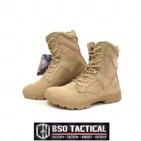 "Sepatu hanagal tactical boots 7"" army airsofter boots import"
