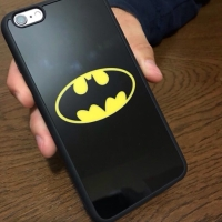 case tempered glass batman