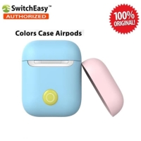 SwitchEasy Colors Charging Case Series AirPods Original - Blue Pink
