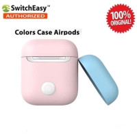 SwitchEasy Colors Charging Case Series AirPods Original - Pink Blue