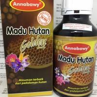 ORIGINAL Madu Annabawy - Madu Hutan Golden Isi 550ml