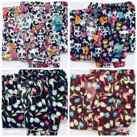 Harga baju tidur piyama dewasa celana panjang lengan pendek bunga panda | antitipu.com