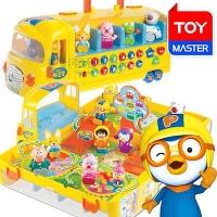 Pororo big kindergarten bus ORI KOREA besar