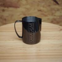 KAKAGEAR Stealth 600ml | Pro Latte Art Milk Pitcher