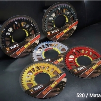 WR3 - Gear Racing 7075 T6 520