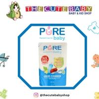Pure Baby Liquid Cleanser Refill 450ml - Pembersih Peralatan Bayi