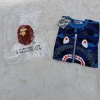 a9537670 Jual Kaos Bape - Beli Harga Terbaik | Tokopedia