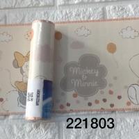Harga wallpaper dinding anak border list mickey mouse and | antitipu.com