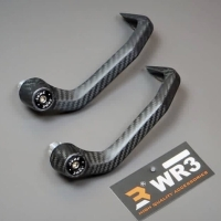 WR3 - Lever Guard/Pro Guard/Pelindung Lever Carbon Doft/Glossy