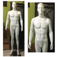 Manekin Full Body Pria Fiberglass Glossy (Uniqlo Version)