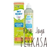My Baby Minyak Telon Plus 90ml (EXP 05 2020)
