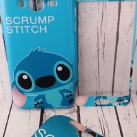 J5 j500 samsung ipaky 360protection stich plus tempered