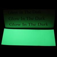 Sticker fosfor glow in the dark polos -high quality