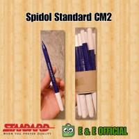SPIDOL CM STANDARD BIRU / BLUE / SPIDOL KECIL