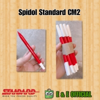 SPIDOL CM STANDARD MERAH / RED / SPIDOL KECIL