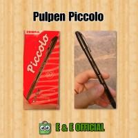 PULPEN PICCOLO HITAM / PICCOLO ZEBRA BLACK 0,7