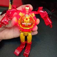 JAM TANGAN ABAK ROBOT 2