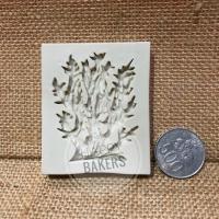Silicone Mould Coral Grass/cetakan silikon rumput laut