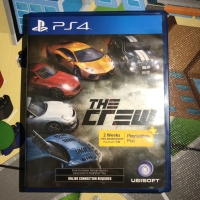 Game PS4 - The Crew
