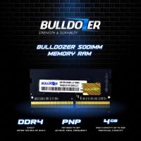 Memory Sodim Bulldozer DDR4 8GB PC2400Mhz -PC19200