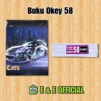 BUKU KIKY OKEY 58 LEMBAR