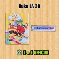 BUKU TULIS 30 LEMBAR / BUKU MURAH LA