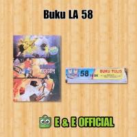 BUKU TULIS 58 LEMBAR / BUKU MURAH LA
