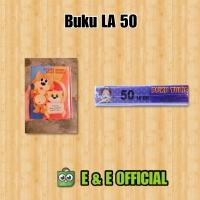 BUKU TULIS 50 LEMBAR MURAH / LA