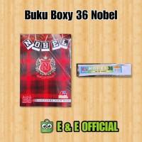 BUKU TULIS BOXY 36 LEMBAR / BUKU BOXY NOBEL