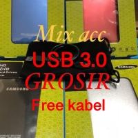 Case Harddisk 2.5 Samsung Usb 3.0 Sata / Casing Hardisk Hdd 3.0 casing