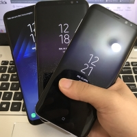 SAMSUNG GALAXY S8 Plus - 64 GB - Second - Bekas - Fullset