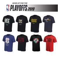 NBA 2019 playoffs tshirt / basketball tshirt / kaos basket