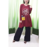 Baju Fashion Muslim wanita, gamis, tunik syar'i grosir murah nyaman