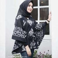 Harga baju tenun kimono etnik hitam   antitipu.com