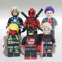 SY 672 Minifigures Super Heroes isi 6