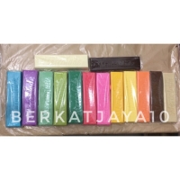 Murah MERCOLADE RAINBOW COMPOUND ANEKA RASA WARNA Coklat REPACK