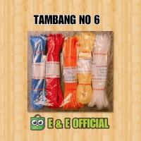 TAMBANG NO 6 / TALI TAMBANG CAP PUTRA MANDIRI