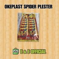 OKEPLAST SPIDER / PLESTER / PLESTER LUKA