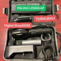Senter LED Tactical CREE XML-T6 8000 Lumens with Baterai plus PN-2