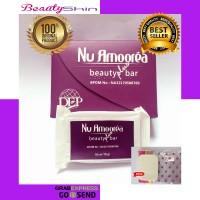 Nu Amoorea Beauty Plus Bar Stemcell 15gr Original PT DEP