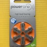 Powerone p13 - Baterai 13 untuk Alat Bantu Dengar beurer HA20 / HA50
