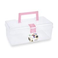 Kotak Plastik Penyimpanan Pegangan/ Box Marco 1431 Storage Greenleaf
