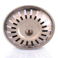 Saringan Stainless Steel Kitchen Sink / Saringan Baskom BCP