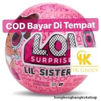 Harga mainan anak lol surprise ball banting harga murah cocok untuk | antitipu.com