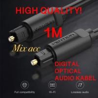 [BAE - 1M] Vention Kabel Toslink Digital Audio Optical / Fiber Optik