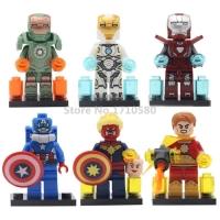 Decool 0244 Decool 0245 Decool 0249 Minifigure Avengers Marvel