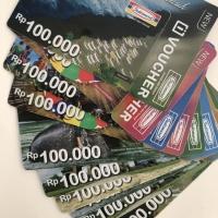Voucher indomaret 100.000 masa berlaku s/d juni 2020